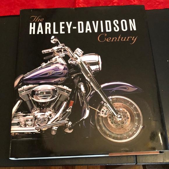 HARLEY DAVIDSON BOOK
